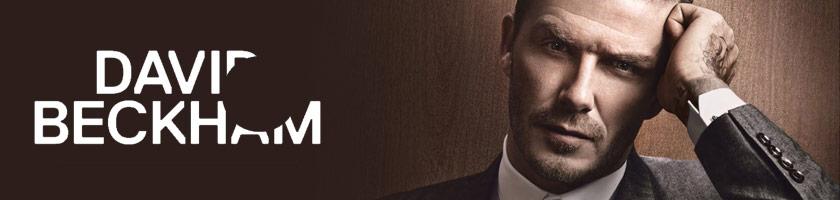 David Beckham - Luxe parfums voor sportieve mannen