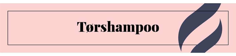 Tørshampoo