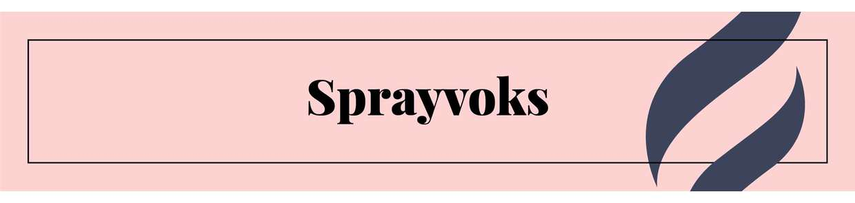 Spray voks