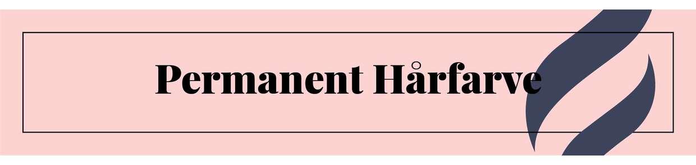 Permanent Hårfarve