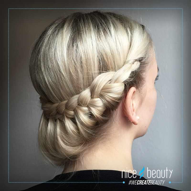 flet hår