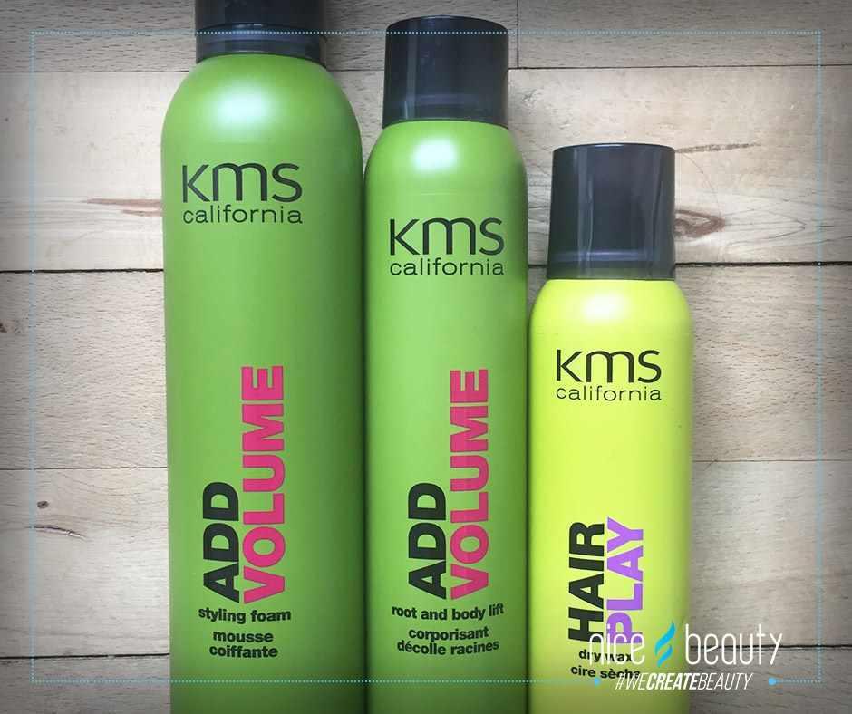 hår volumen produkter
