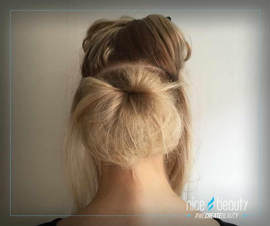 Brautfrisur fur dunnes langes haar
