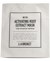 L:A Bruket 206 Activating Root Extract Mask 4 Pieces