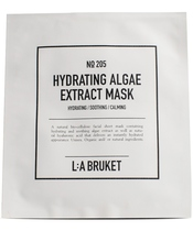 L:A Bruket 205 Hydrating Algae Extract Mask 4 Pieces