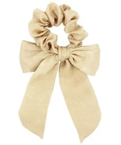 Everneed Trille Bow Scrunchie - Soft Nude (2869) (U)