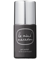 Le Mini Macaron Gel Polish 10 ml - Dark Velvet