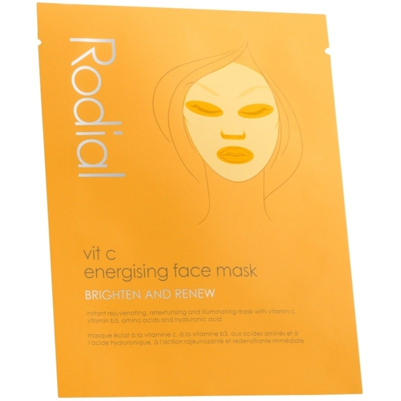 Rodial Vit C Energising Face Mask 1 Piece