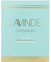 Lavinde Copenhagen DEFINE Eye Serum Mask 4 Pieces