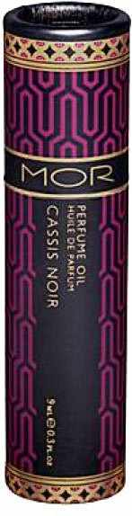 MOR Cosmetics Perfume Oil Cassis Noir Women 9 ml