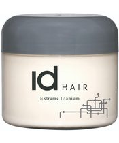 IdHAIR Extreme Titanium Hair Wax 100 ml