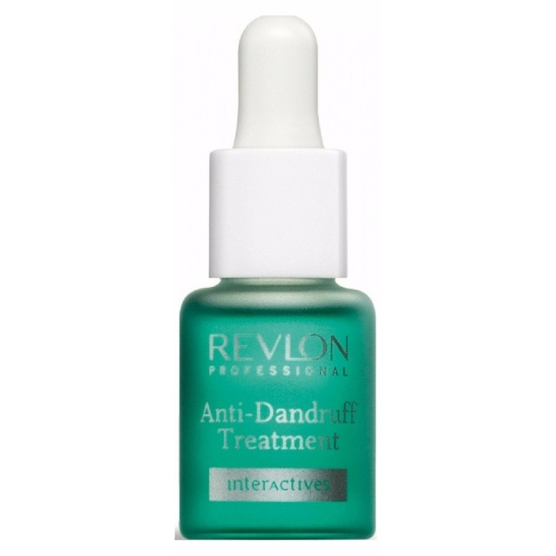 Revlon Prof Anti-Dandruff Treatment 4x18 ml.