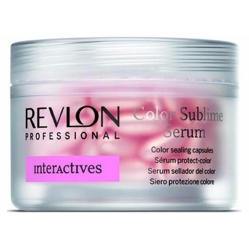 Revlon Prof Color Sublime Serum 18 x 1 ml (U)