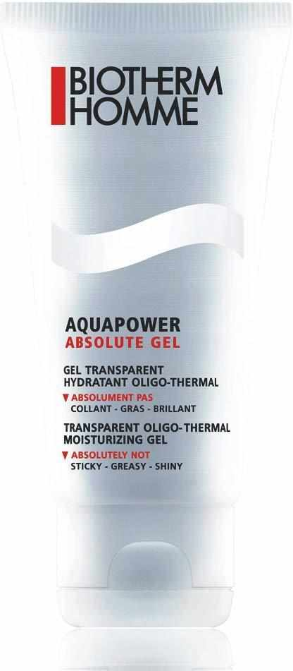 Biotherm Homme Aquapower Absolutegel 100ml