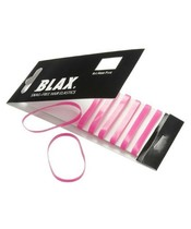 Blax Hair Elastics 8 Pieces - Pink