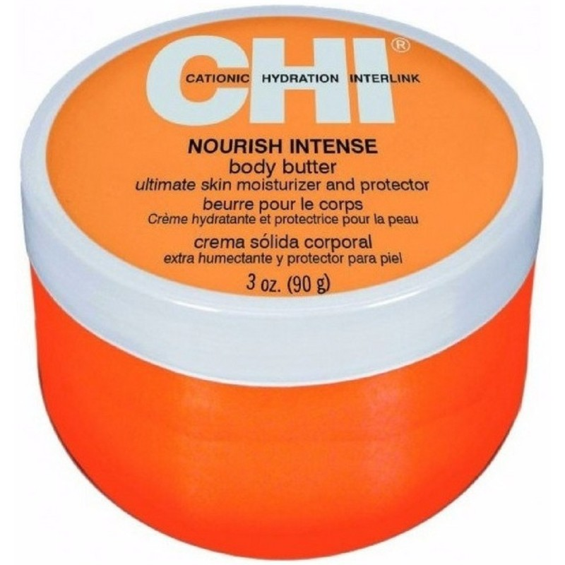 Chi Chi nourish intense silk masque normfine hair 150 ml fra nicehair.dk