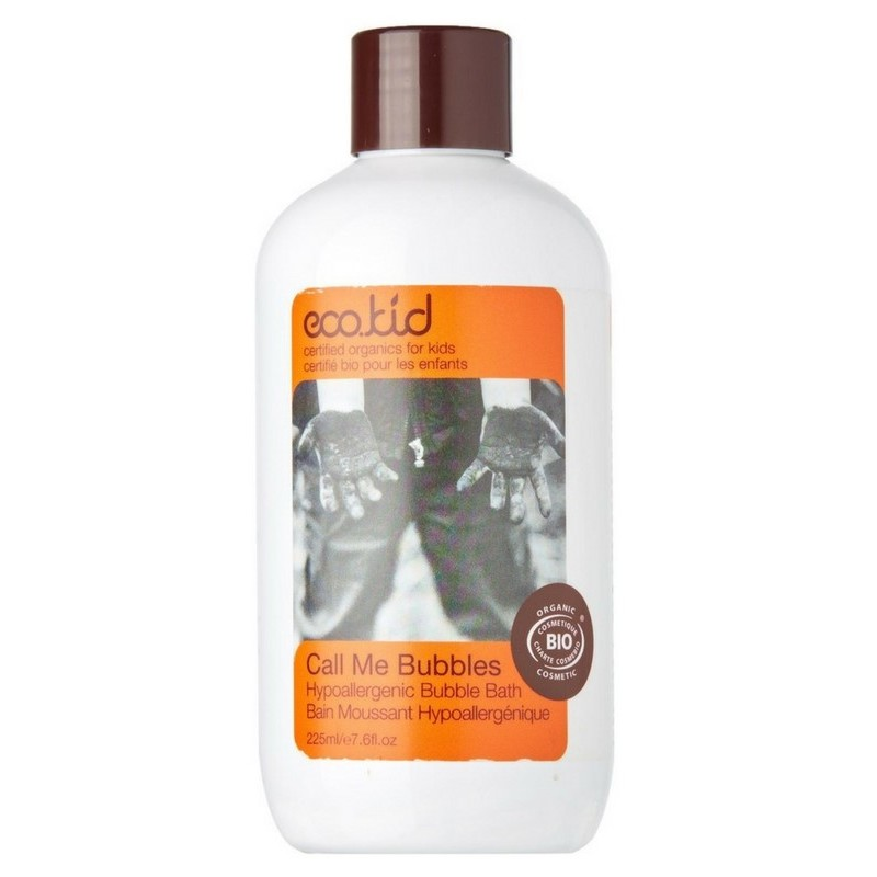 Ecokid Ecokid bubbalicious protection paste 100 gr på nicehair.dk