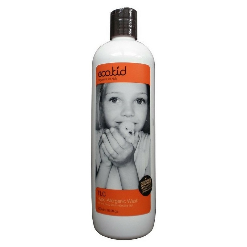 Ecokid Ecokid tlc - hair and body wash 250 ml fra nicehair.dk