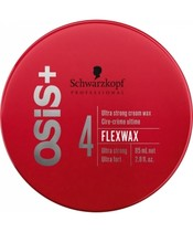 OSIS+ Flexwax Ultra Strong Cream Wax 85 ml (gl.design)