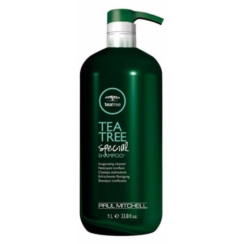 paul mitchell tea tree special shampoo 1000 ml 58 40. Black Bedroom Furniture Sets. Home Design Ideas