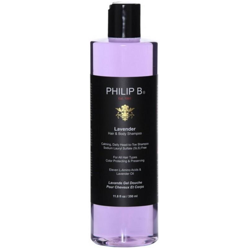Philip b – Philip b lavender hair body shampoo 220ml på nicehair.dk