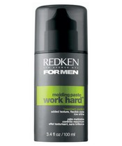 Redken For Men Molding Paste Work Hard 100 ml