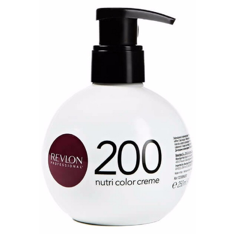 Revlon Nutri Color Creme 200 250 Ml G Design