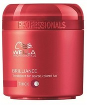 Wella Brilliance Color Treatment Kraftig 150 ml