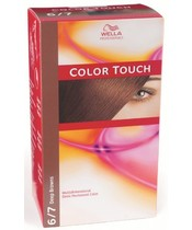 Wella Color touch - 6/7 Chocolate