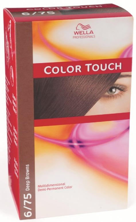Wella Wella color touch - 67 chocolate fra nicehair.dk
