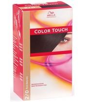 Wella Color touch - 2/0 Sort