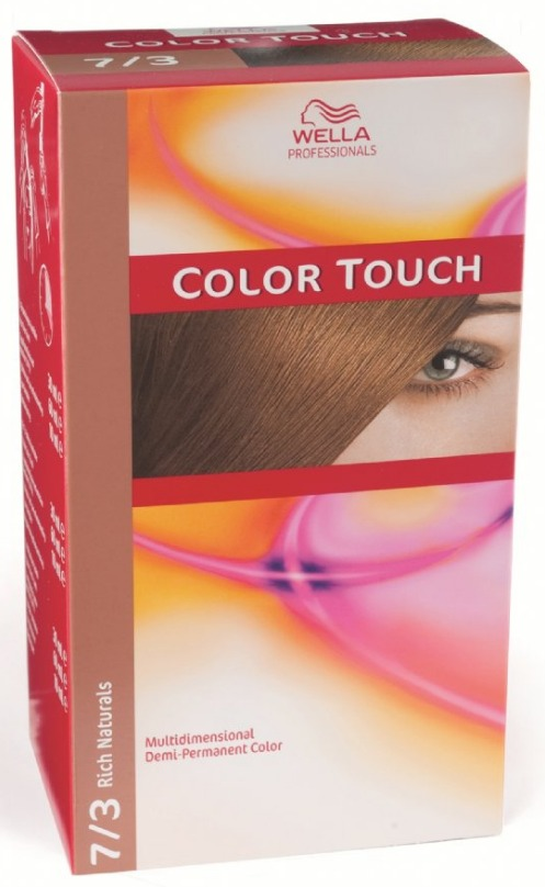 Wella color touch - 70 blond fra Wella fra nicehair.dk