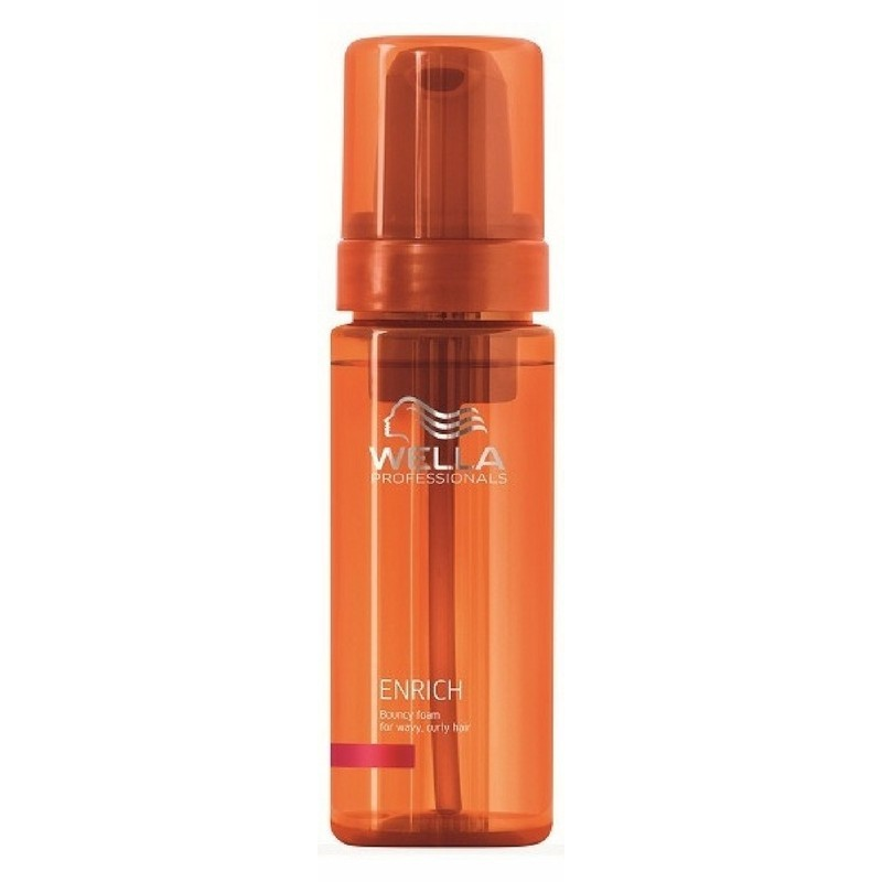 Wella Enrich Bouncy Foam 150 ml gl design