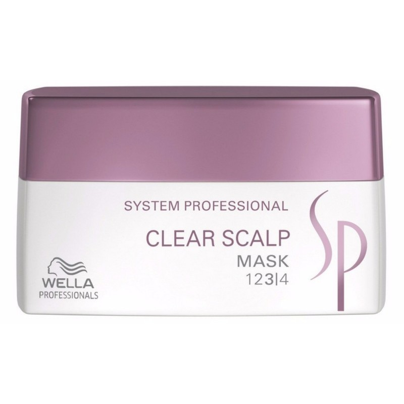 Wella Sp Clear Scalp Mask 200 ml U