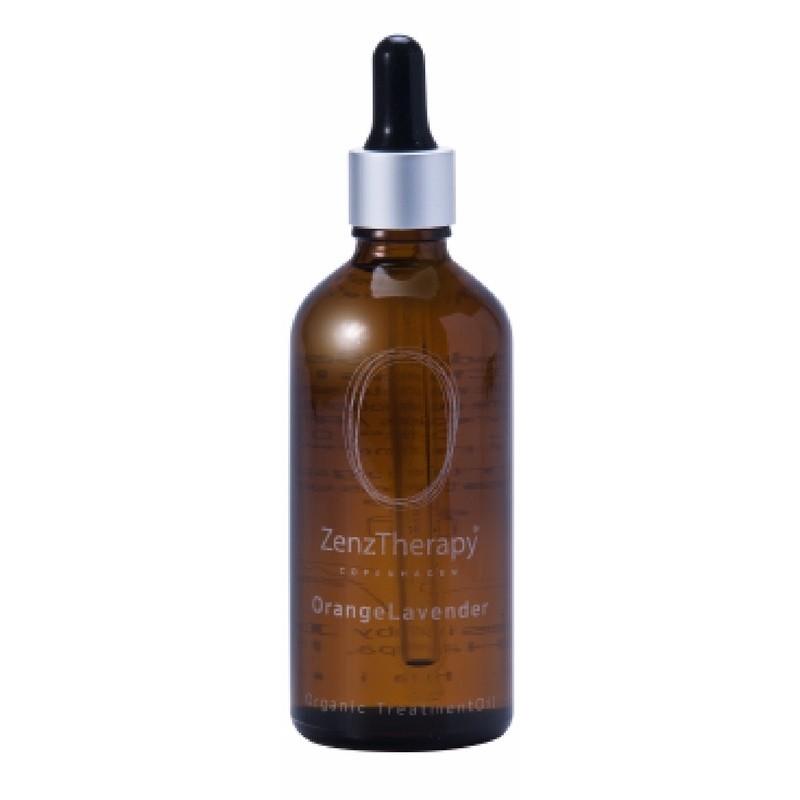 Zenz – Zenz therapy mandarin shampoo 250 ml på nicehair.dk