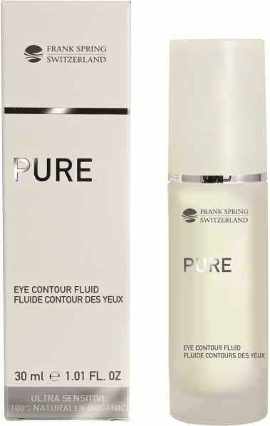 pure naturally organic eye contour fluid 30ml. Black Bedroom Furniture Sets. Home Design Ideas