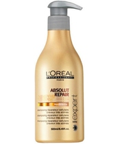 L'Oréal Absolut Repair Cellular Shampoo 500 ml (U)