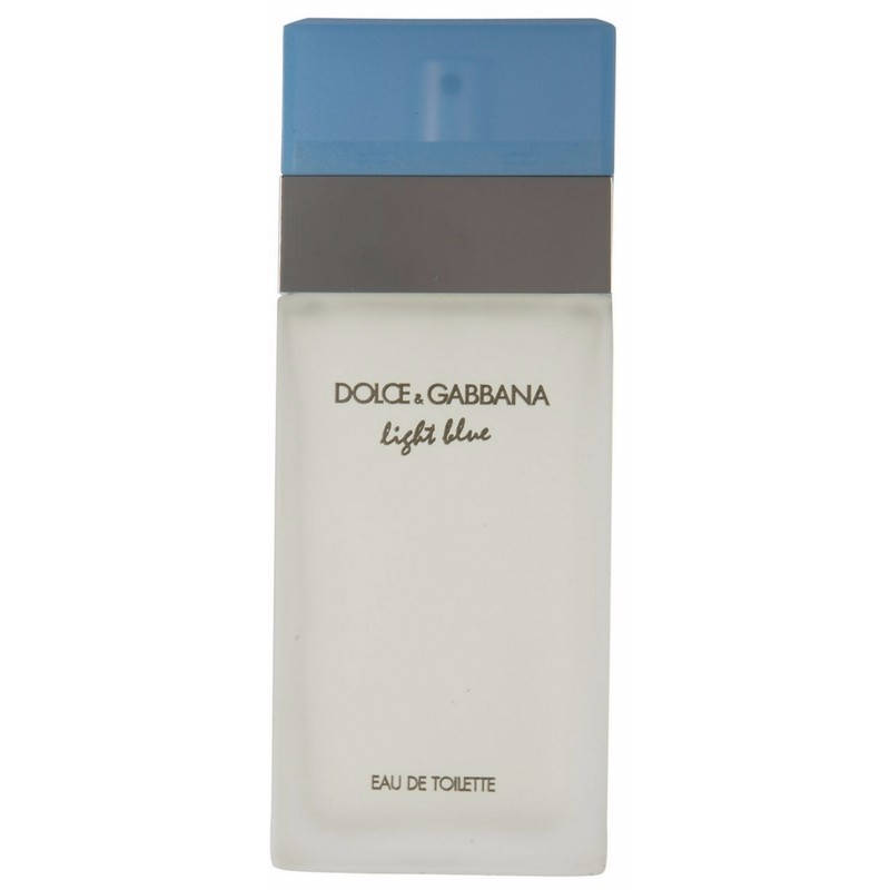 Light blue eau de toilet vapo female