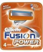 Gillette Fusion Power 4 blade
