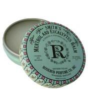 Smith's Rosebud Menthol And Eucalyptus Balm 22gr