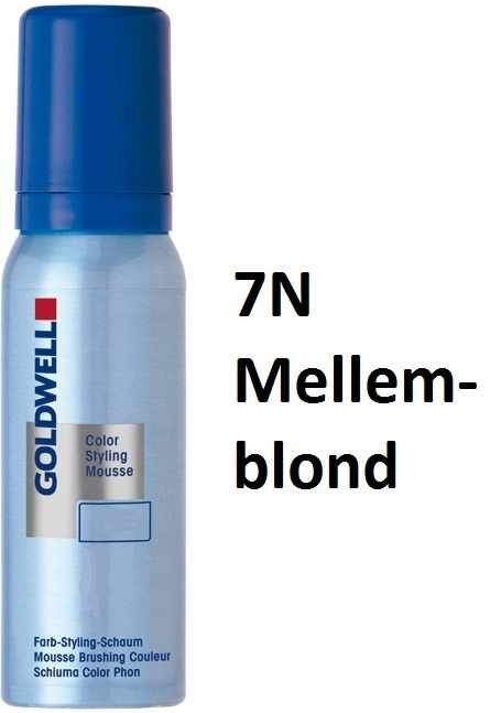 goldwell color styling mousse