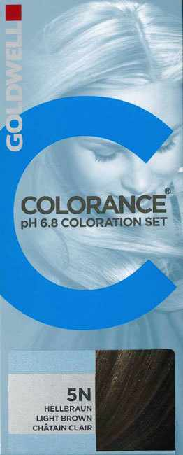 Goldwell COLORANCE5N Light Brown