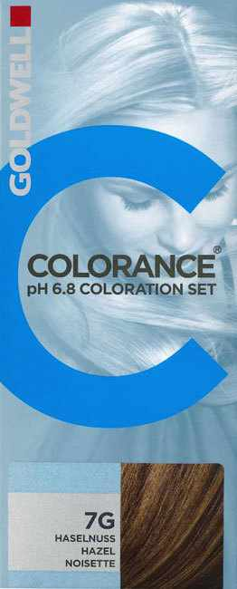 Goldwell COLORANCE7G Hazel
