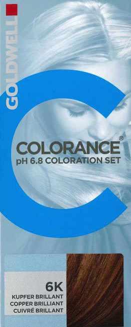 goldwell colorance hårfarve