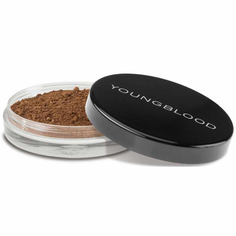 Youngblood Loose Mineral Foundation Hazelnut 10 g