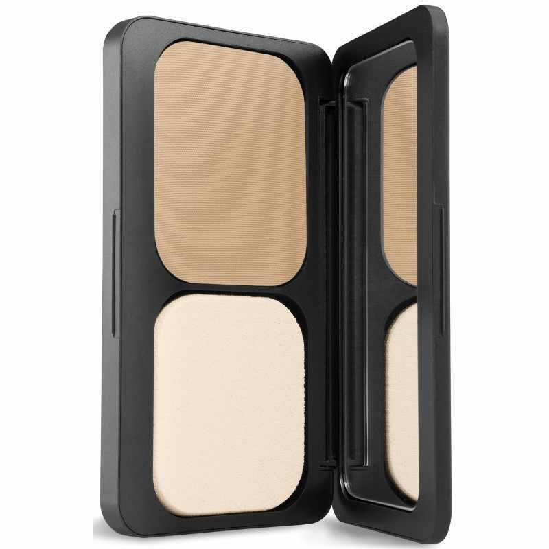Youngblood Pressed Mineral Foundation Warm Beige 8 g