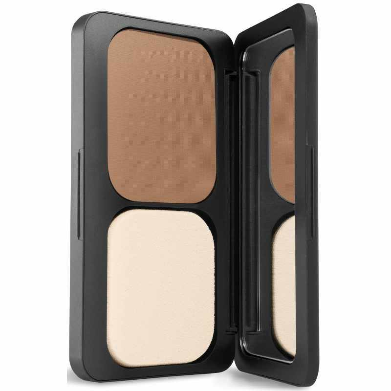 Køb Youngblood Pressed Mineral Foundation - Coffee 8 g. til 132,00 kr.