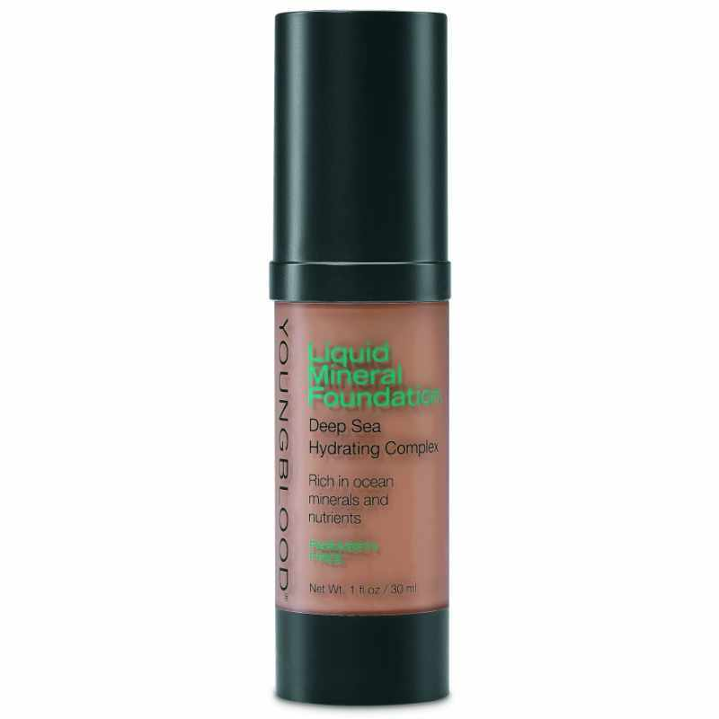 Billede af Youngblood Liquid Mineral Foundation - Barbados 30 ml.