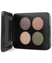 Youngblood Pressed Mineral Eyeshadow Quad 4 gr. - Gemstones