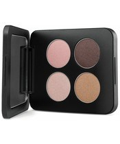 Youngblood Pressed Mineral Eyeshadow Quad 4 gr. - Eternity (U)